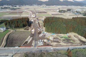 令和元年度災害復旧 熊本57号赤水地区道路改良(その5)工事